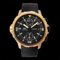 IWC Aquatimer Chronograph Titanium 43.00mm Black United States of America, California, San Mateo