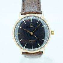Omega Genève Handaufzug Black Dial cal.601 anno 1964