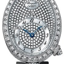 Breguet Reine de Naples White gold 24.95mm