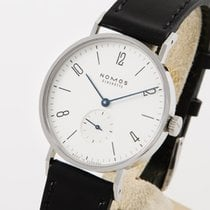 NOMOS Tangente 139 Glasboden unworn box and papers