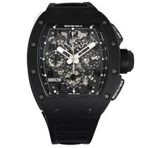 Richard Mille RM011 Ceramic RM 011 50mm