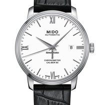 Mido Steel 40mm Automatic M0274081601800 new