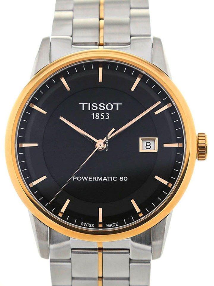 Tissot luxury powermatic