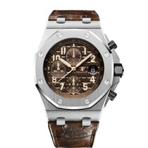 Audemars Piguet Royal Oak Offshore Chronograph new Automatic Chronograph Watch only 26470ST.OO.A820CR.01