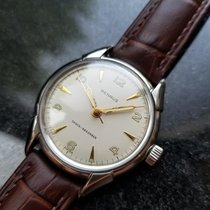 Benrus 32mm Manual winding 1960 pre-owned Champagne