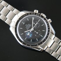 Omega Cronografo 42mm Manuale 2003 usato Speedmaster (Submodel) Nero