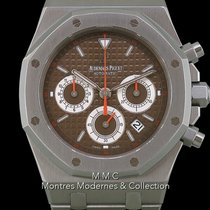 Audemars Piguet 26300ST Steel Royal Oak Chronograph 39mm