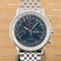 Breitling Navitimer Heritage Steel 41mm Blue United Kingdom, Southampton