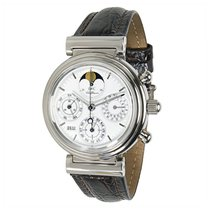 IWC Da Vinci Perpetual Calendar White gold 38mm White United States of America, New York, New York