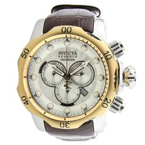 Invicta Steel Quartz pre-owned