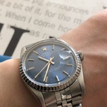 Rolex Datejust Steel 36mm Silver No numerals Finland, Turku