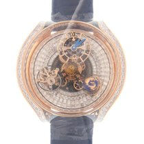Jacob & Co. Astronomia Rose gold 44.5mm Silver