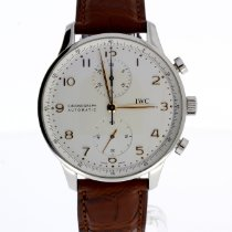IWC Portuguese Chronograph IW371445 2012 pre-owned