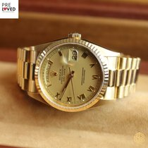 Rolex Day-Date Zlatá Římské