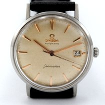 Omega Seamaster 14770 SC61 1960 pre-owned