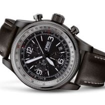 Oris Big Crown X1 Steel 46mm Black Arabic numerals