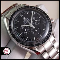 Omega 3570.50.00 Steel 2009 Speedmaster Professional Moonwatch 42mm pre-owned