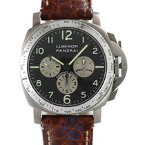 Panerai Women's watch Special Editions Automatic pre-owned Watch with original box and original papers 1999