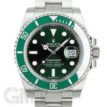 Rolex Submariner Date 40mm Зелёный