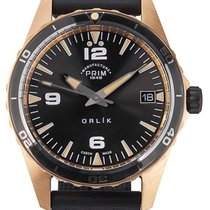 Prim Bronze 42mm Automatic PRIM ORLÍK II BRONZ L. E. new