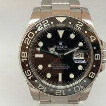 Rolex GMT-Master II 116710LN 2007 pre-owned