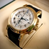 Breguet Yellow gold 42mm Automatic 5827BA/12/5ZU pre-owned United States of America, Florida, Tavernier