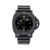 Panerai Luminor Submersible 1950 3 Days Automatic PAM 616 pre-owned