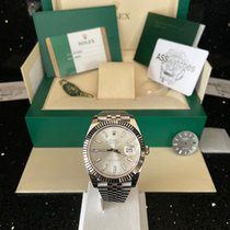 Rolex Datejust new 2018 Automatic Watch with original box and original papers 126334-0018