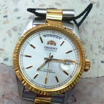 Orient new Automatic Small Seconds 36mm Steel Mineral Glass