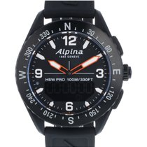 Alpina Acciaio 45mm Quarzo AL-283LBB5AQ6