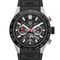 TAG Heuer Carrera CBG2A10.FT6168 New Steel 45mm Automatic