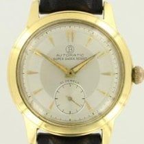 Bifora Yellow gold 35mm Automatic pre-owned Finland, HELSINKI