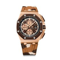 Audemars Piguet Royal Oak Offshore Chronograph 26401RO.OO.A087CA.01 Unworn Rose gold 44mm Automatic