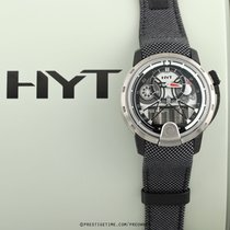HYT Titanium 48.8mm Manual winding H1 Alinghi Limited pre-owned