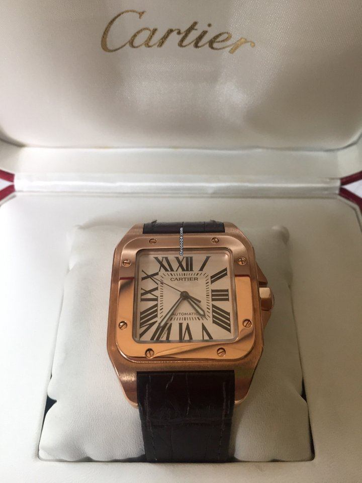 5494e8ba55cdf Montres Cartier - Afficher le prix des montres Cartier sur Chrono24