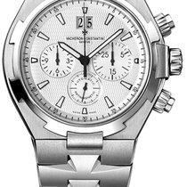 Vacheron Constantin Overseas Chronograph 49150/B01A-9095 new