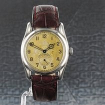 Rolex Oyster Bombay Steel Subsidary Second Chronometer
