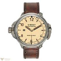 U-Boat Capsule 50 BE/BK Watch