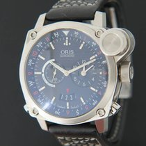 Oris Flight Timer Dual Time 7615