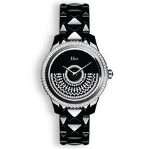 Dior Ceramic Automatic Black 38mm new VIII