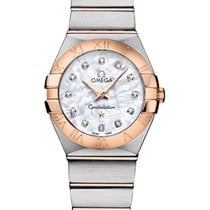 Omega Constellation Quartz 123.20.27.60.55.001 2020 новые