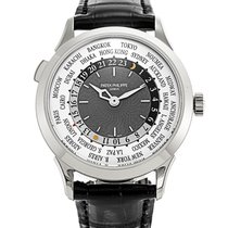 Patek Philippe Complications World Time Or Blanc