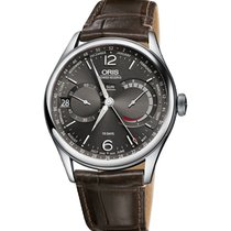 Oris 01 113 7738 4063-Set 1 23 73FC Zeljezo Artelier Calibre 113 43mm nov