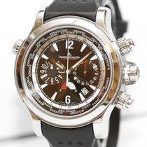 Jaeger-LeCoultre Master Compressor Extreme World Chronograph Acero 46mm Negro