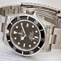 Rolex Sea-Dweller 4000 Stahl 40mm Schwarz Keine Ziffern Schweiz, Geneve