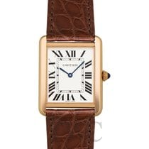 Cartier Tank Solo W5200025 new