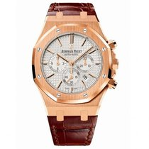Audemars Piguet 26320OR.OO.D088CR.01 Rose gold Royal Oak Chronograph 41mm new United States of America, New York, NYC