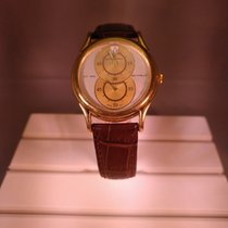 Revue Thommen Yellow gold 36mm Manual winding Revue Thommen Saltarello 18 K Gelbgold pre-owned