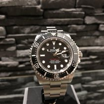 Rolex Sea-Dweller/BOX/PAPERS/YEAR 2018