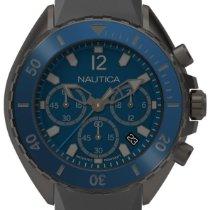 Nautica Steel 47mm Quartz new